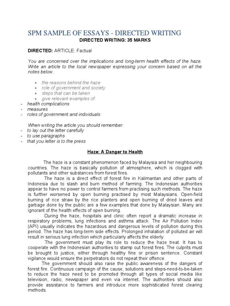 factual essay example persuasive virginia woolf essay  spm sample of continuous essays helen keller smoking factual essay example