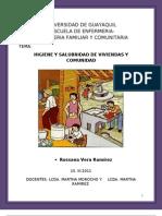 Higiene y Salubridad de Viviendas y Comunidad100