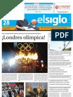 Edicion LV SAbado 28-07-2012