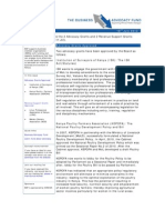 Business Advocacy Fund July newsflash