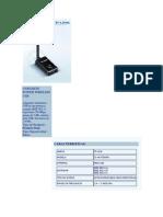 Antena Usb Wireless