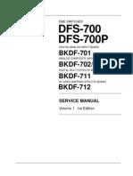 Sony DFS-700