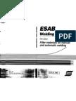 Esab Welding Handbook - 5 Edition