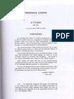 1 Cortot Chopin Etudes Op25Students Edition