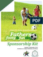 Corinda FFF Sponsorship Proposal Complete