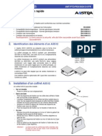 Guide Installation Rapide a5000 Amt Ptd Pbx 0026-3-4 Fr