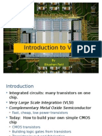 Intro to VLSI