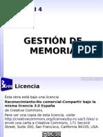 SOMM - U04 - Gestion de Memoria