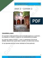 CursoDeLadino.com.ar - Unidad 02 Lisyon 02