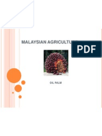 The Development of Science and Technology in Oil Palm Industry