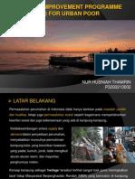 Kampong Improvement Programme Ok