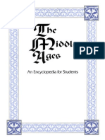 The Middle Ages an Encyclopedia for Students, Volume 3
