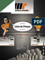 RIOSULENSE CATALOGO 2012 EM PDF