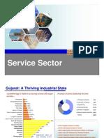 Gujarat, Service Sector