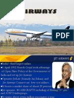 Latest Jet Airways Ppt(1)