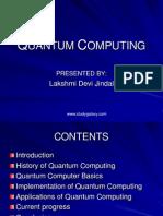 Ppt on Quantum Computing