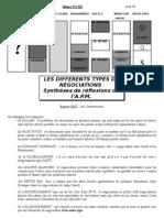 fiche n°68 - les différents types de négociations