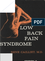 Low Back Pain Syndrome