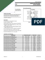 Data Sheet LM124/224/324/324A/ SA534/LM2902