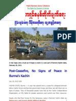 Kachin KIA and Myanmar Army 2012 No. 008