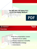 Melsec Qs Safety Plc Cc-link Safety