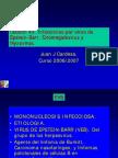 EBV CMV Myxovirus