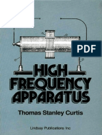 High Freqvency Aparatus