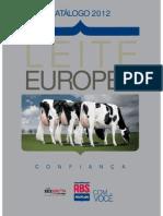 ABS Pecplan Leite Europeu 2012