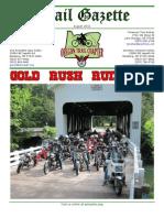 Trail Gazette - August 2012