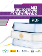 Bibliotecas Argentina