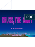 Drugs and Kidney.interna Ppt