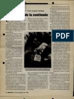 19-12-1999 Los saldos de la contienda