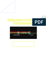 Applications of Thermal Imaging