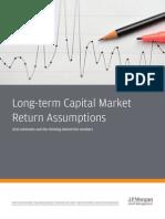 Long-Term Capital Market Return Assumptions - 2012 Paper