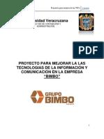 Trabajo de TIC's BIMBO