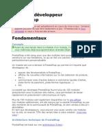 PrestaShop Guide Du Developpeur