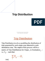 Documents Civtren Trip Distribution