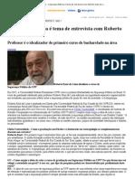 """ENTREVISTA. Segurança Pública é tema de entrevista com Roberto Kant de Lima"""".pdf"""