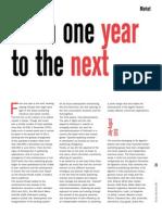 2011.Italian Publishing Market