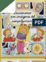 Diccionario Por Imagenes Del Cuerpo Humano ( ESTUDIAR DIDACTICO)