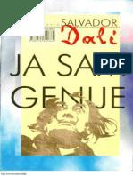 Ja Sam Genije Salvador Dali