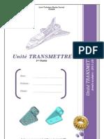 Unité Transmettre 1 STE- Partie 1 -