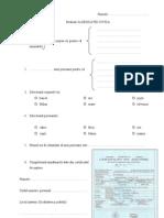 Ed Civica Evaluare 1
