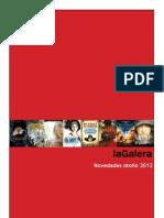 Novedades LaGalera Otoño 2012