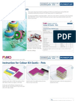 FIMO Colour Kits Exotic Pots