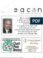 07 July Newsletter 2012