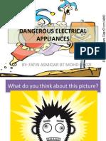 Dangerous Electrical Appliances