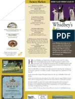 Whidbey Island Farm Map 2011