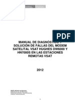 Manual de Fallas de Estaciones Remotas Vsat v.2012