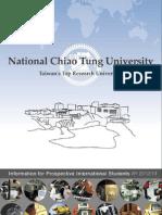 NCTU Prospectus AY2012-13